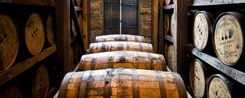 angels' share whiskey distillery